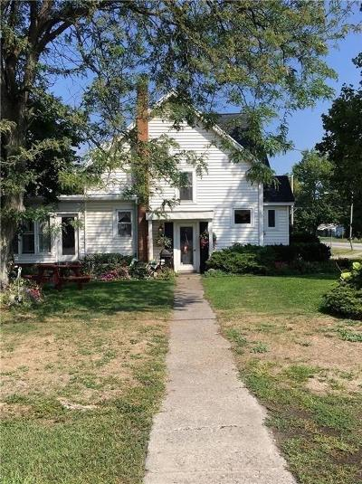 Genesee County Single Family Home A-Active: 6538 Alleghany Road