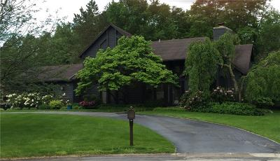 Pittsford Single Family Home A-Active: 4 Millstone Court
