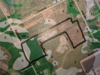 Ontario County Residential Lots & Land A-Active: 2361 Brickyard Road