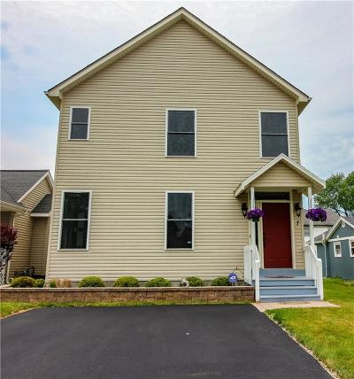 Irondequoit Single Family Home A-Active: 7 Delta Terrace