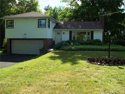 Penfield Single Family Home A-Active: 1853 Five Mile Line Road