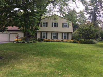 Pittsford Single Family Home A-Active: 7 Northfield Gate