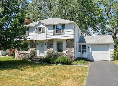 Irondequoit Single Family Home A-Active: 46 Thistledown Drive