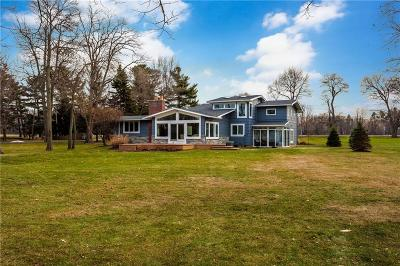 Webster Single Family Home A-Active: 1140 Lake Road