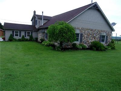 Ellicott NY Single Family Home A-Active: $269,900