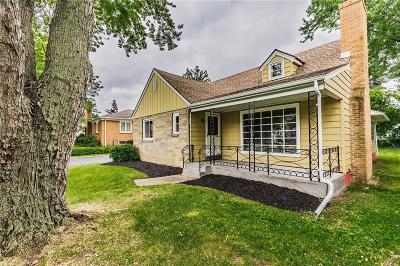 Irondequoit Single Family Home A-Active: 461 Shelford Road