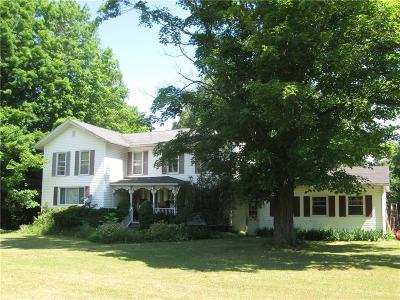 Orleans County Single Family Home A-Active: 15797 Ridge Road West