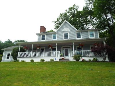 Olean Single Family Home A-Active: 1801 Stardust Lane