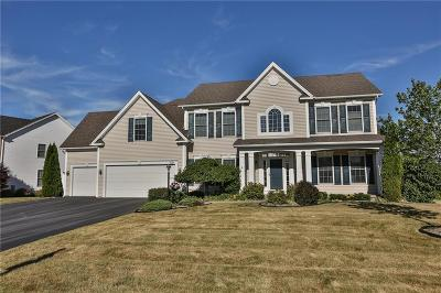Pittsford Single Family Home A-Active: 128 Woodgreen Drive