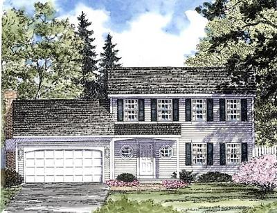 Orleans County Single Family Home A-Active: Lot 5 South Manning Rd