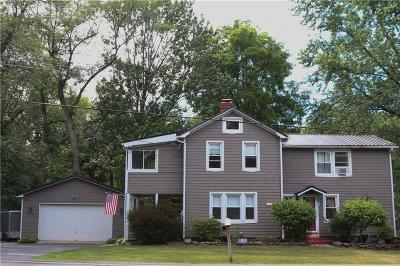Parma Single Family Home A-Active: 125 Hinkleyville Road