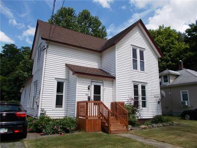 Gowanda Single Family Home A-Active: 102 Erie Avenue