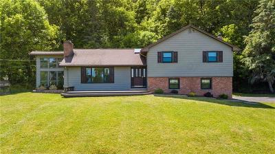 Victor Single Family Home A-Active: 682 County Road 9