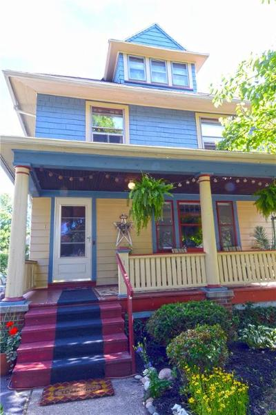 Rochester Single Family Home A-Active: 115 Ferris Street