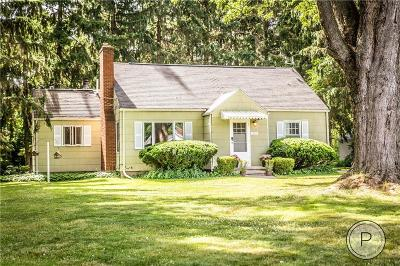 Penfield Single Family Home A-Active: 1927 Baird Road #W