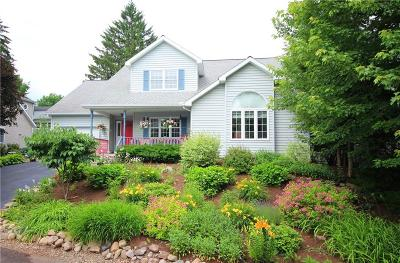 Chautauqua Institution Single Family Home A-Active: 91 Stoessel Avenue