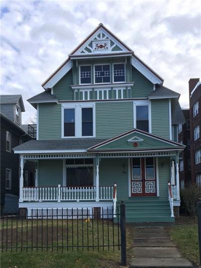 Rochester Multi Family 2-4 A-Active: 84 South Union Street