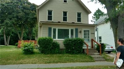 Rochester Single Family Home A-Active: 3940 Lake Avenue