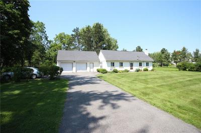Pittsford Multi Family 2-4 A-Active: 3725 Clover Street