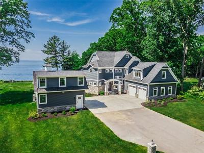 Single Family Home U-Under Contract: 502 Lake Road