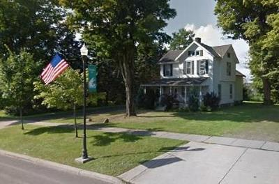 Mayville NY Single Family Home Sold: $169,600