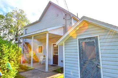 Chautauqua County Single Family Home Sold: 3017 Jamestown Avenue