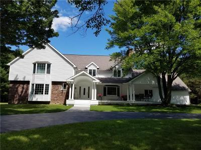 Genesee County Single Family Home A-Active: 11239 Tinkham Road