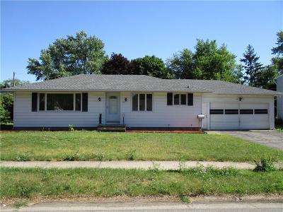 Irondequoit Single Family Home U-Under Contract: 103 Woolacott Road