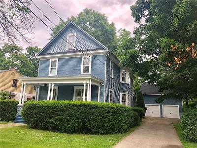 Single Family Home Sold: 189 Temple Street