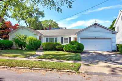 Single Family Home A-Active: 84 Pleasant Street