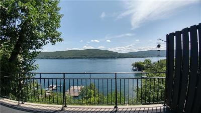 Canandaigua NY Condo/Townhouse U-Under Contract: $204,900