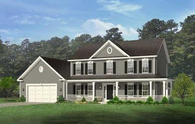 Parma Single Family Home A-Active: 112 Country Village Lane
