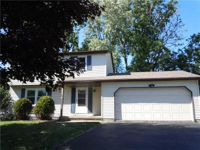 Greece Single Family Home A-Active: 496 Pebbleview Drive