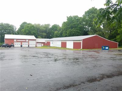 Rushville NY Commercial A-Active: $150,000
