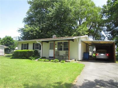 Canandaigua-City Single Family Home A-Active: 119 Seneca Drive