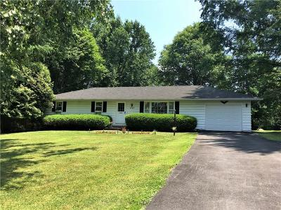 Clarendon Single Family Home A-Active: 4165 Holley Byron Road