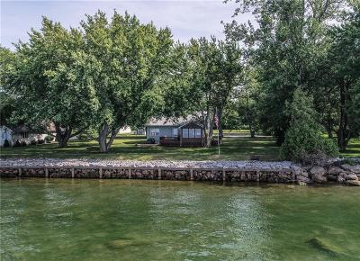 Orleans County Single Family Home A-Active: 15059 West Jones Beach Drive