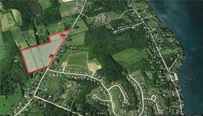 Residential Lots & Land U-Under Contract: 3450 Middle Cheshire Road