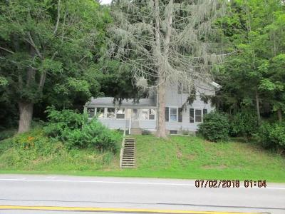 Middlebury Single Family Home A-Active: 1738 State Route 19