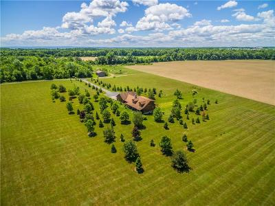Seneca Falls Single Family Home A-Active: 3716 State Route 89 - Lot A