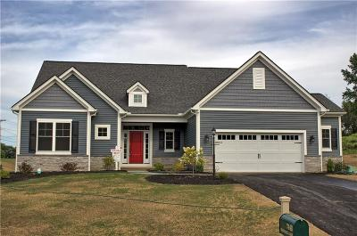 Victor Single Family Home A-Active: 7448 Summerhill Lane