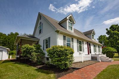 Hammond Single Family Home A-Active: 9738 Grove Springs Rd