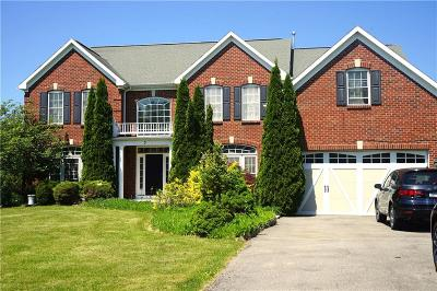 Pittsford Single Family Home A-Active: 3 Woodgreen Drive