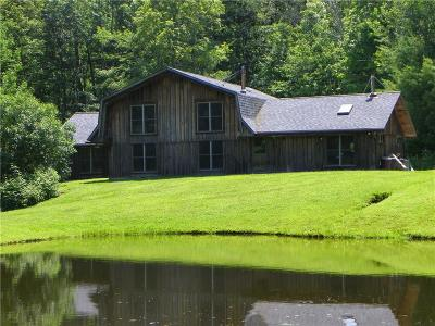Bath Single Family Home A-Active: 9707 Mutton Hollow Road