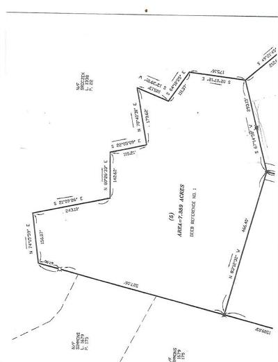 Residential Lots & Land Sold: 9435 Silsbee Lot 5 Road