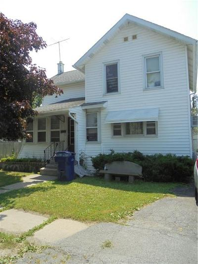 Seneca Falls Single Family Home A-Active: 49 Pleasant Street
