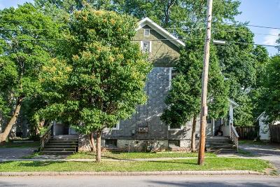 Ontario County Multi Family 2-4 A-Active: 141 Telyea Street