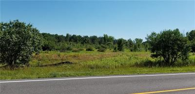 Rush Residential Lots & Land A-Active: Rush Henrietta Tl Road