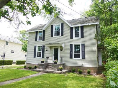 Seneca Falls Single Family Home A-Active: 99 Cayuga Street