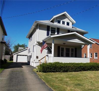 Dunkirk Single Family Home A-Active: 232 Maple Avenue Extension